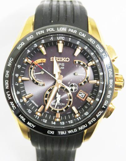 須賀質店で買取したセイコー SBXB055型アルトロンの腕時計