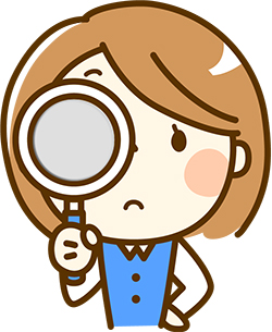 買取査定ではセイコー腕時計の状態を隅々まで確認します