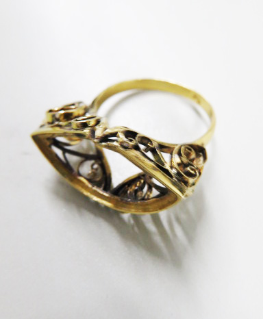 買取した金の指輪