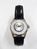 世界三大時計ブランドの1つ、パテックフィリップのワールドタイムを高価買取