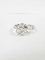 プラチナのダイヤモンドリング買取