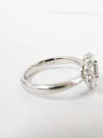 ダイヤモンドの石目
