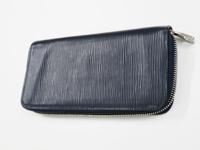 買取したルイヴィトン ジッピーウォレット・ヴェルティカルの財布