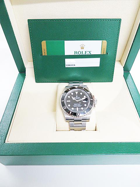 高級時計の代名詞、ロレックスの買取をご紹介
