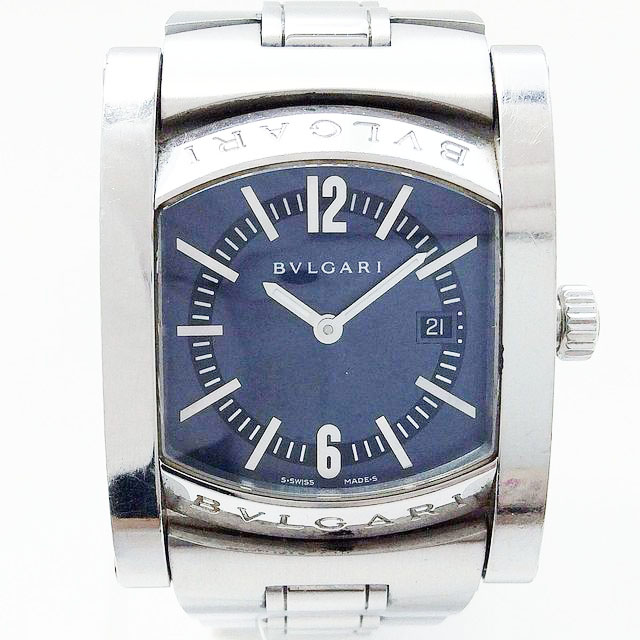 ブルガリのアショーマの時計