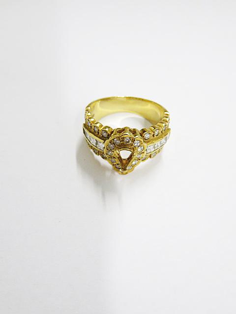 指輪 メレ 買取
