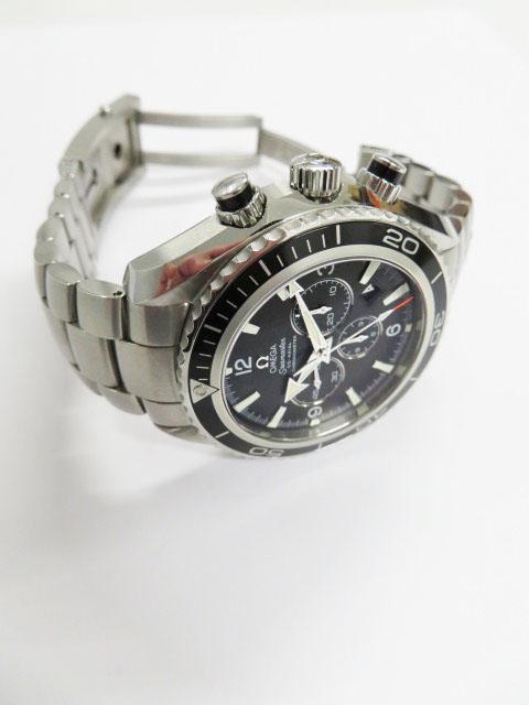今回買取したオメガ(OMEGA)シーマスタープラネットオーシャンクロノグラフ44mm 2210.50型の腕時計