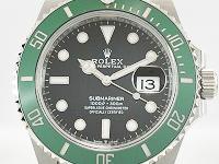ロレックス サブマリーナ 126610LV SS ランダム番 黒文字盤