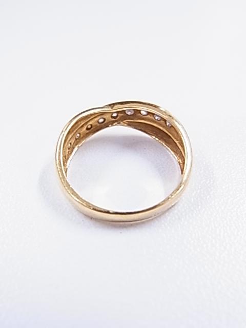 貴金属 金 ダイヤ リング 高価買取 高価査定