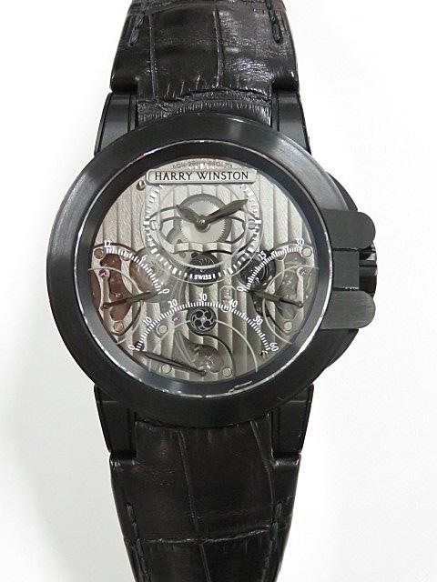ハリーウィンストン 400-MCRA44ZK型の時計を買取