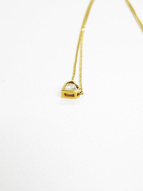 貴金属 金 ダイヤ付き ネックレス 高価買取 高価査定